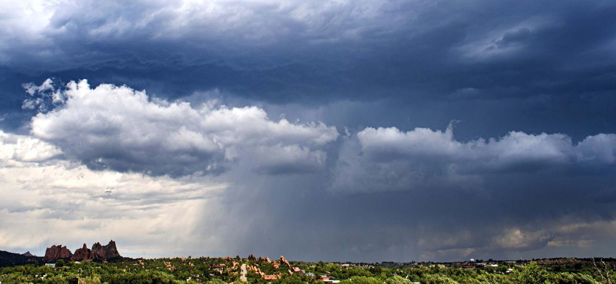 Weather in Colorado Springs: Strong, possibly severe, thunderstorms possible Sunday afternoon |  Colorado Springs News